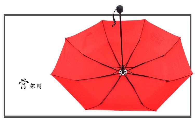 礼品雨伞定制
