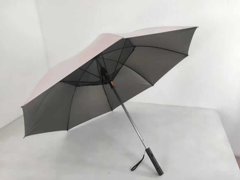 风扇广告伞