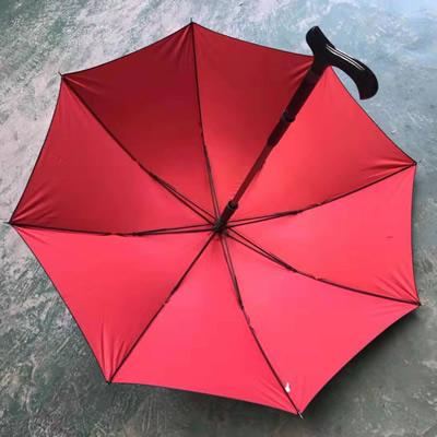 高尔夫拐杖伞