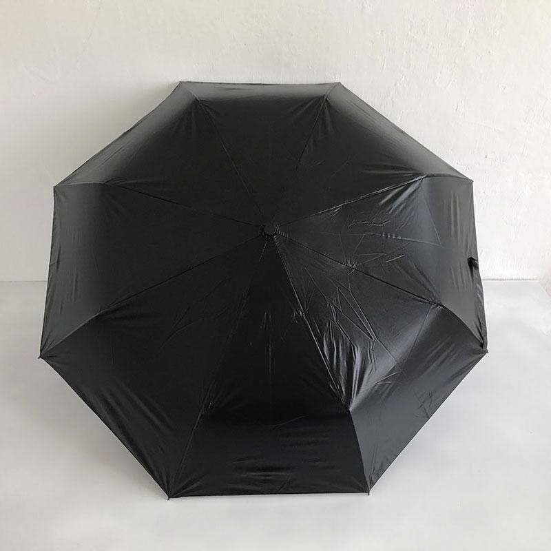 防晒黑胶雨伞