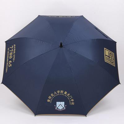 直杆伞广告伞
