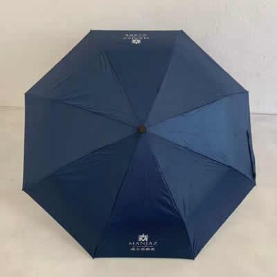 瑞士名爵表广告折叠伞定制