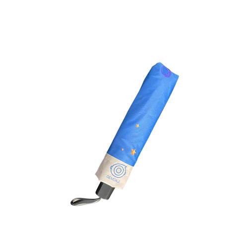 黑胶太阳伞
